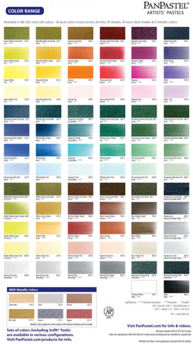 Pastels Color Chart Erkalnathandedecker