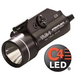 Streamlight 69210 TLR-1s® Tactical Gun Mount Light with Strobe