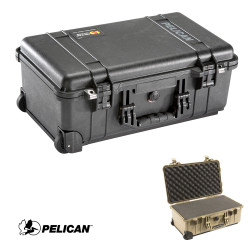 Pelican 1510 Protector Carry-On Medium Case - Waterproof, Crushproof, Rustproof