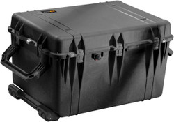 Pelican 1660 Protector - Large Transport Case with Retractable extension handle