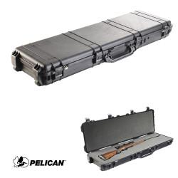Pelican 1750 Protector Long Rifle and Shotgun Case -  Watertight, Crushproof, and Dustproof