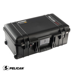 Pelican 1535 Air Carry-On Case - Super Lightweight Design with Retractable Extension Handle