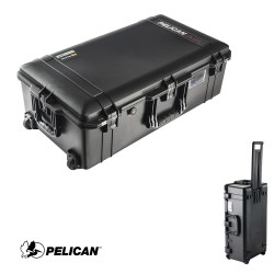 Pelican 1615 Air Case With Retractable extension handle