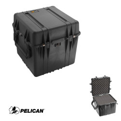 Pelican 0350 Protector Cube Case, Watertight, Crushproof, and Dustproof
