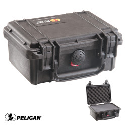 Pelican 1150 Small Protector Case, Watertight, Crushproof, and Dustproof