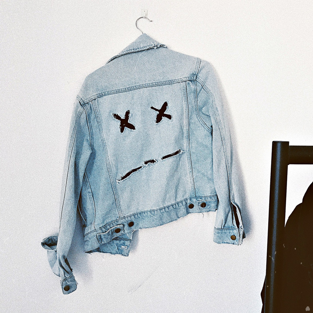 DEAD OR DIZZY DENIM JACKET
