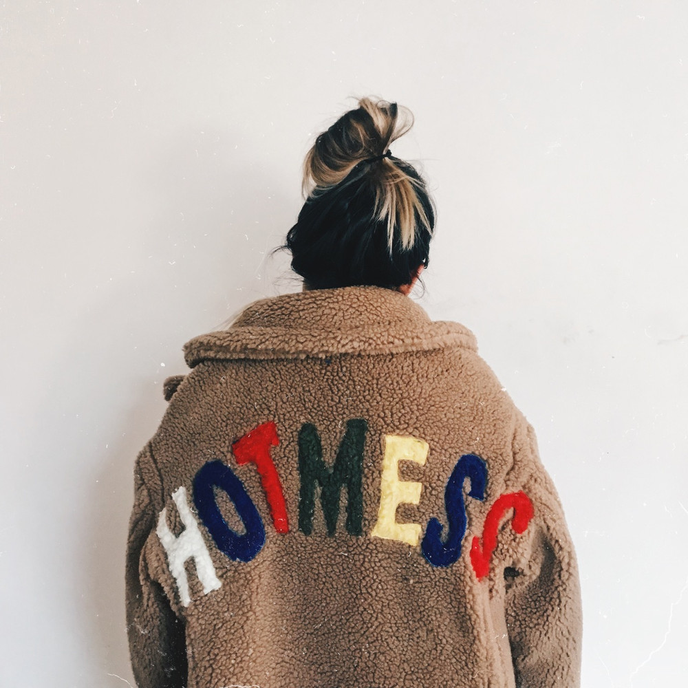 HOTMESS TEDDY COAT