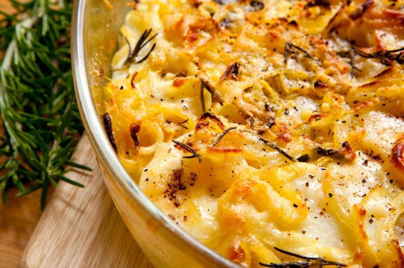 Slavo's Cheesy Potato Casserole