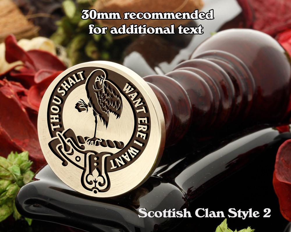 Cranstoun Scottish Clan D2