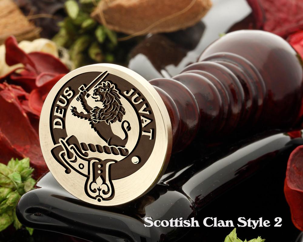 MacDuff Scottish Clan D2