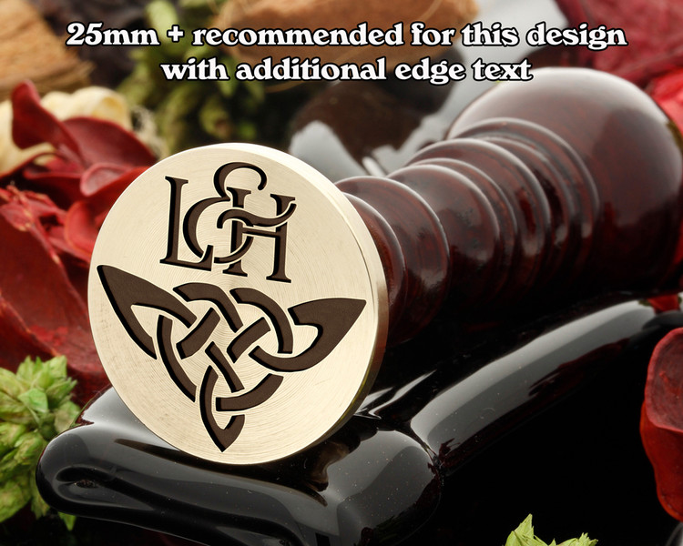 Celtic Wax Seal D15