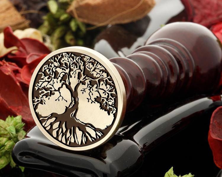 Tree 14 wax seal