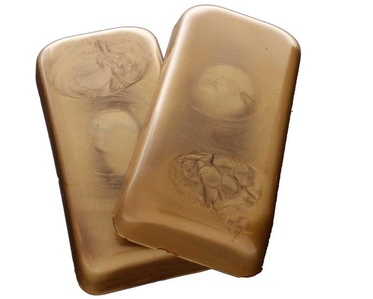 Antique Gold Pearl/Metallic Block Sealing Wax