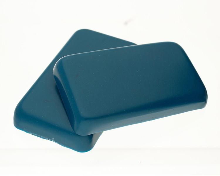Teal Blue Bottle Sealing Wax