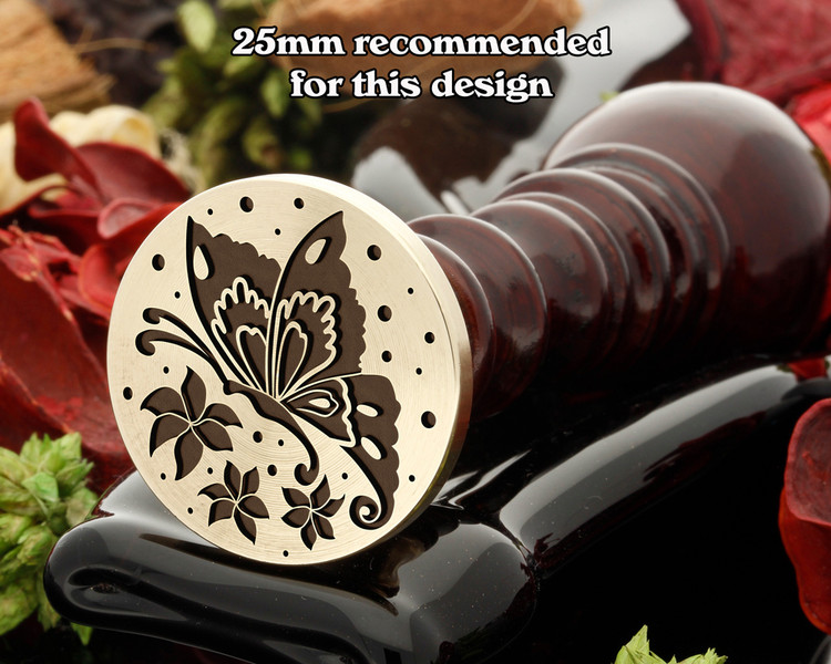 Flutter by Butterfly Wax Seal