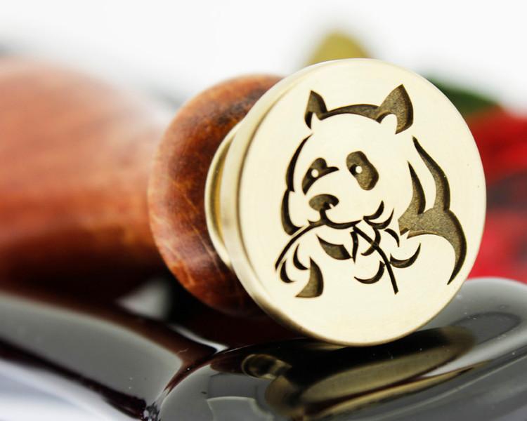 Panda 1 - photograph reversed