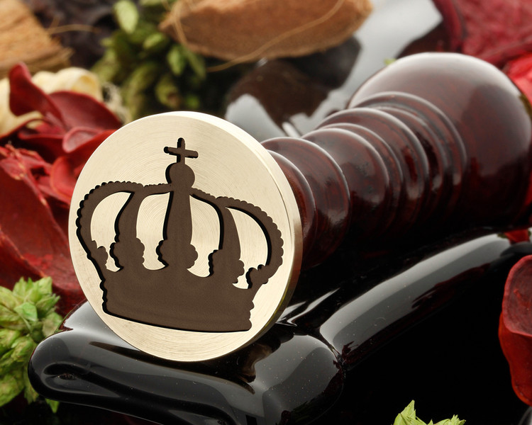 Crown 12 Wax Seal