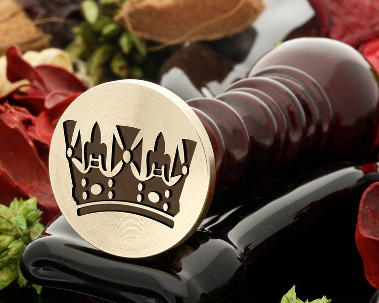 Crown 13 Wax Seal