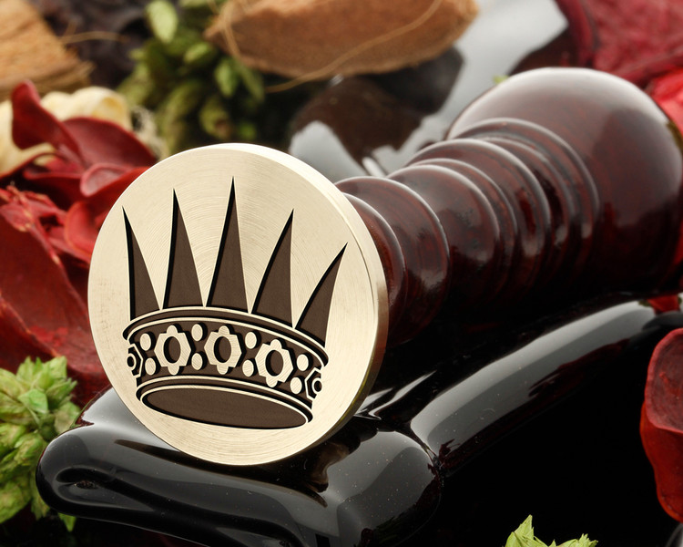 Crown 14 Wax Seal