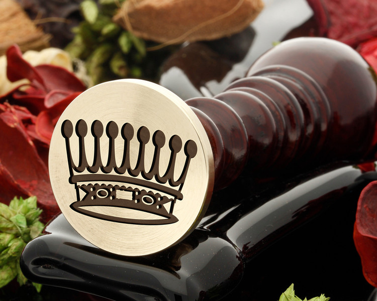 Crown 16 Wax Seal
