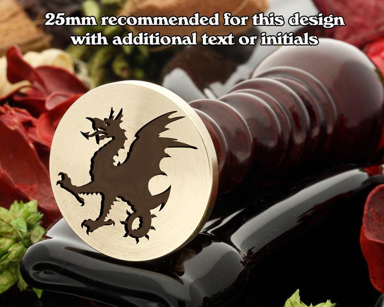 Dragon D17 Wax Seal Stamp