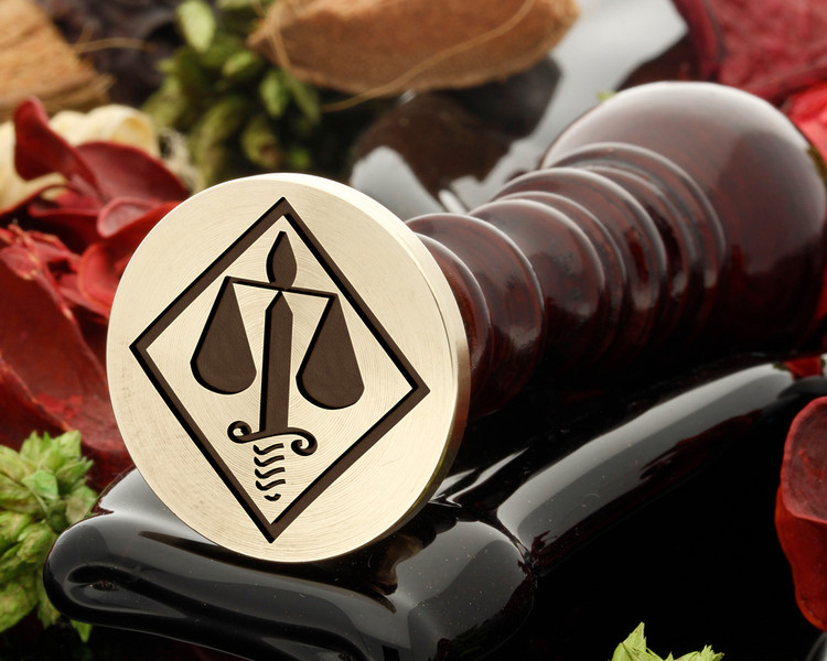 MASONIC 12 Wax Seal