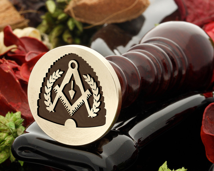 MASONIC 14 Wax Seal