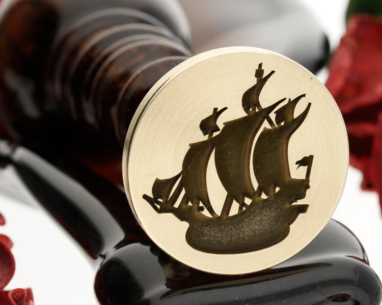 Ship/Boat Wax Seal Stamp