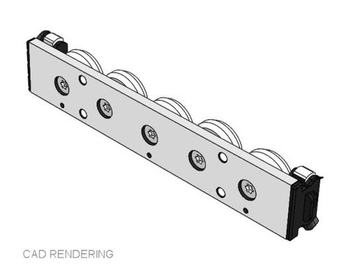 PAX40-5T Stainless Steel Slider Assembly