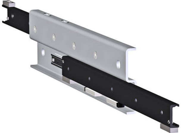 TLS43 Telescopic Linear Guide Fully Extended