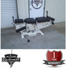 Used Cox 7 Elevation Manual Flexion Table with Dorsal drop
