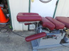 Used Hill  Air-Flex Deluxe Table - Auto & Manual Flexion  5 drops