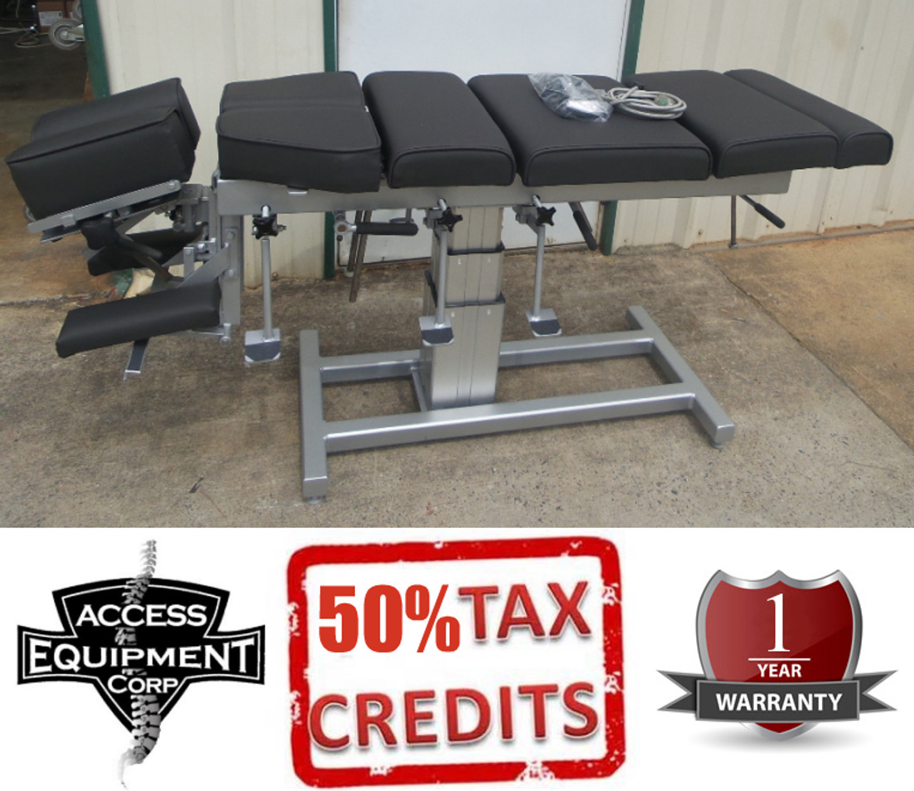 Used Omni Elevation Table - Black Top  Only