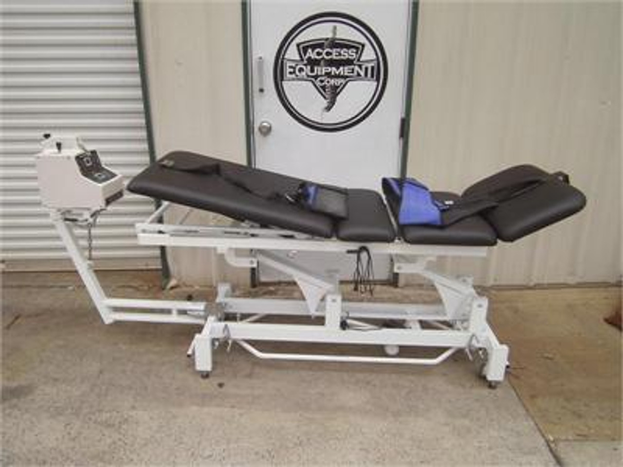 Used Decompression Table