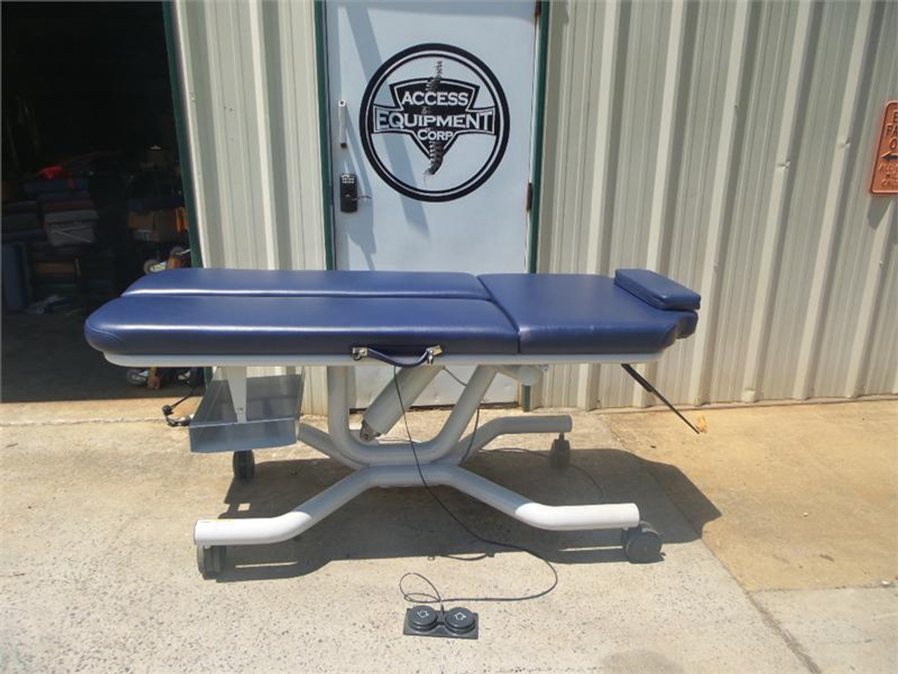 Used 767 Activator Hylo Table TP