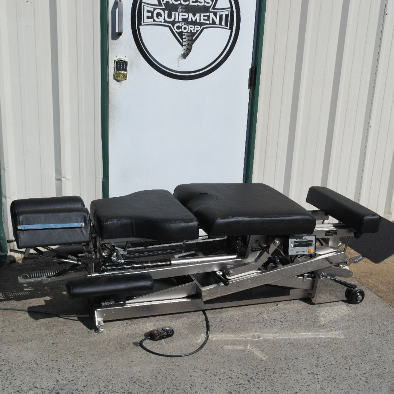 Used Lloyd Galaxy 900 HS  Hylo & Elevation Table with Pelvic Drop