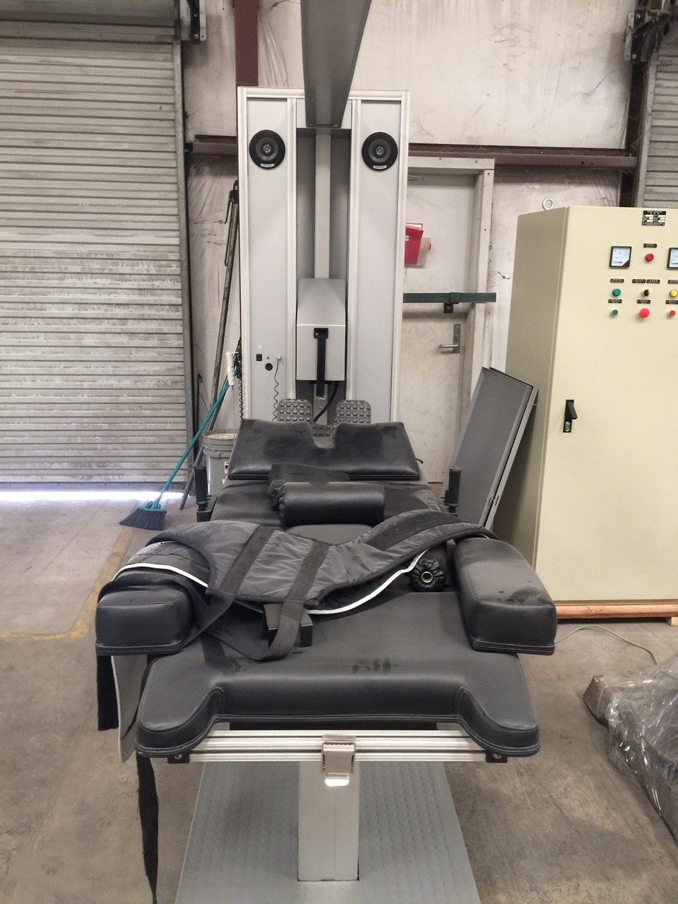 Accu Spina Hylo & Elevation  Decompression Table Package