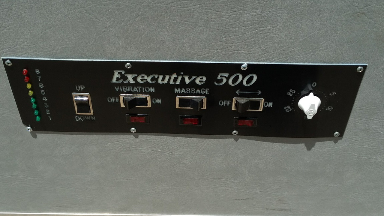 Executive 500 IST Table  -Light Gray Upholstery