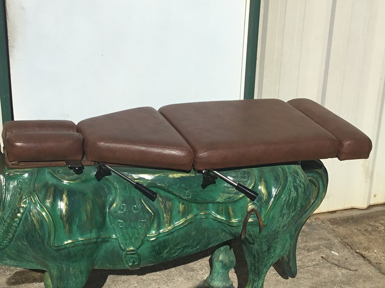 Used LLoyd Carousel Pony Pediatric Table with 4 Drops