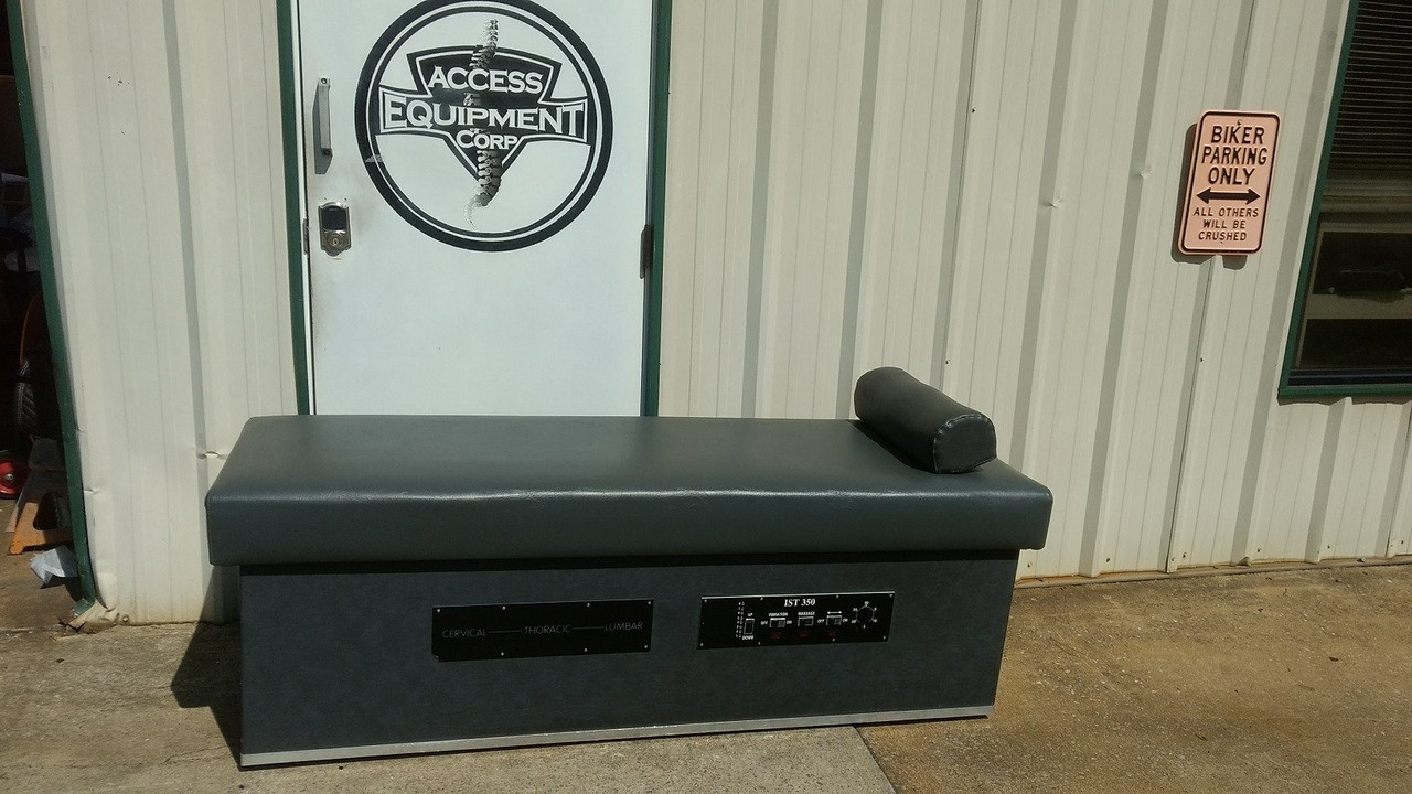 Used Quantum 350 IST Table / EX Wide Top - New Charcoal Top