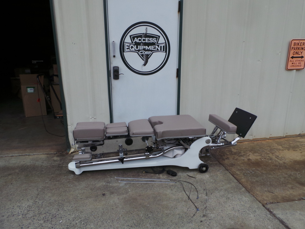 Used Zenith 420F Hylo CI Table