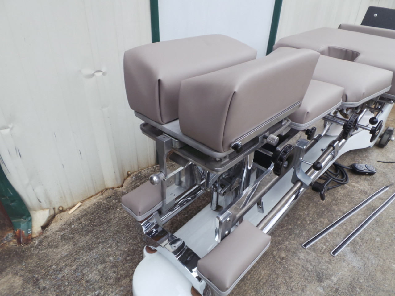 Elevated Cervical - Used Zenith 420F Hylo CI Table
