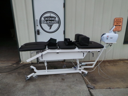 Used Chattanooga  Decompression Table