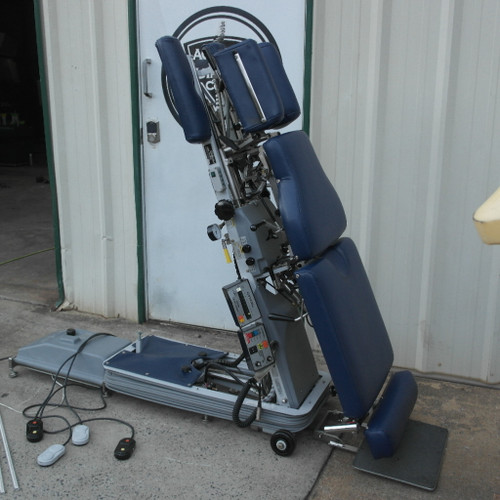 Used  LLoyd Galaxy Ultimate Auto & Manual Flexion Table/ Hylo  5 Auto & Manual Drops/Height Select