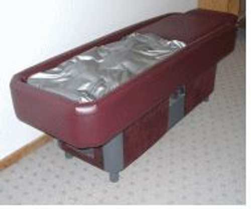 Used Sidmar Pro Water Table   - Burgundy Only