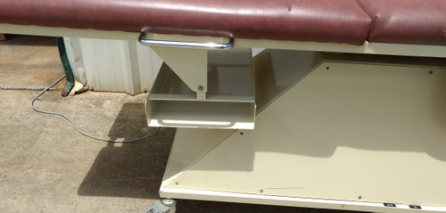Used 647 Activator Hylo Table-Auto Foot Board & Castors