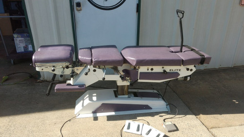 Used Elite Elevation Manual Flexion Table