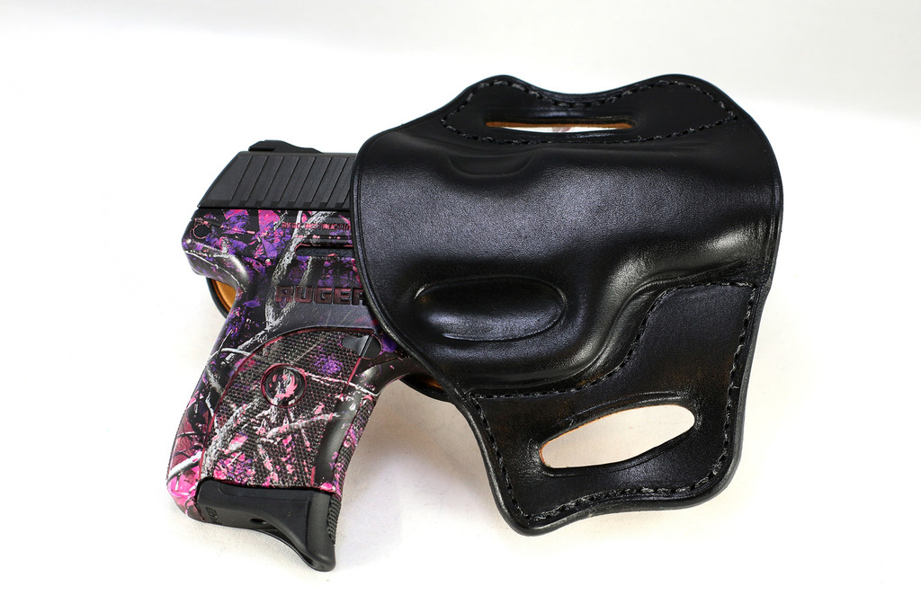 Two Step OWB Leather Holster (Revolvers)