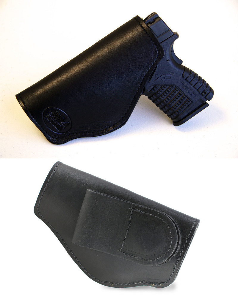 Large Tuckable High-Ride Magnetic Quick, Click, & Carry Holster