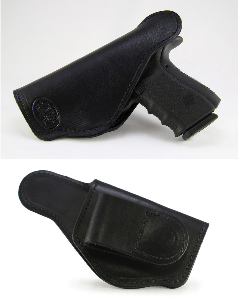 Large Long 2 Tuckable High-Ride Magnetic Quick, Click, & Carry Holster